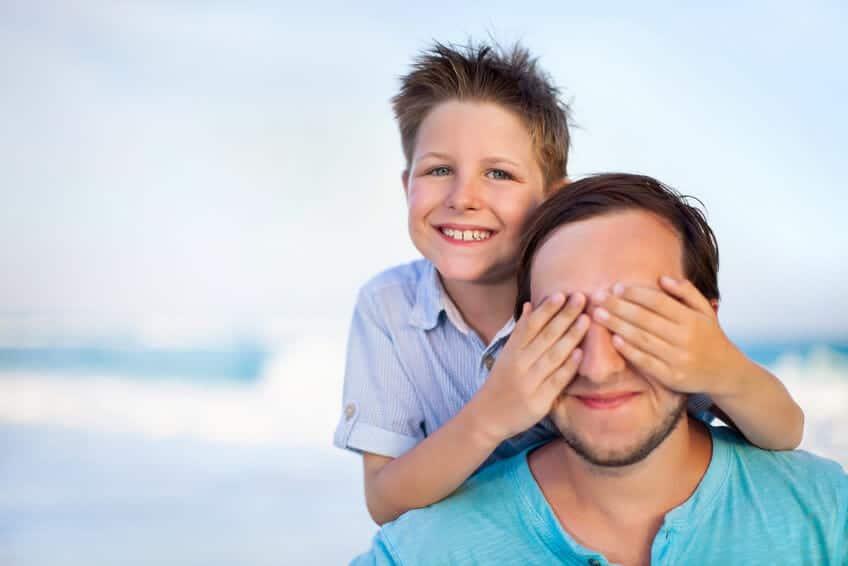 alleinerziehende Väter