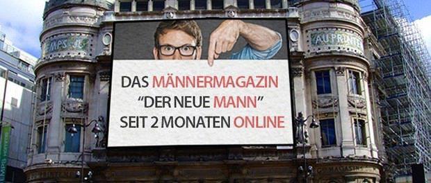 Das Männermagazin