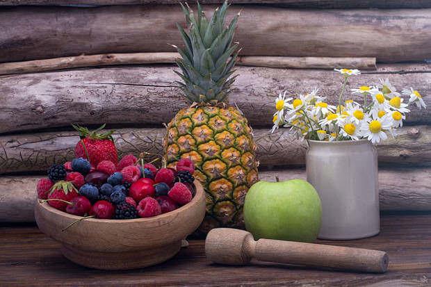 vitamin c früchte