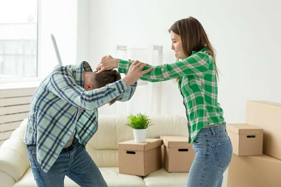 Körperliche Gewalt