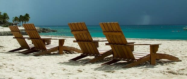 Urlaub-buchen
