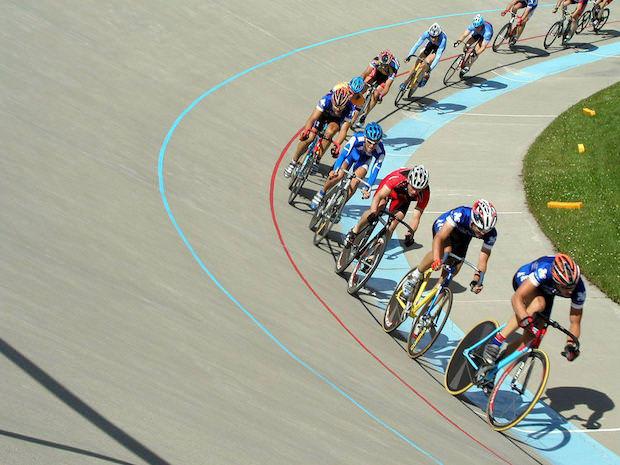 spinning, sport, fahrrad