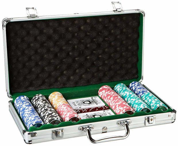 Poker Alukoffer