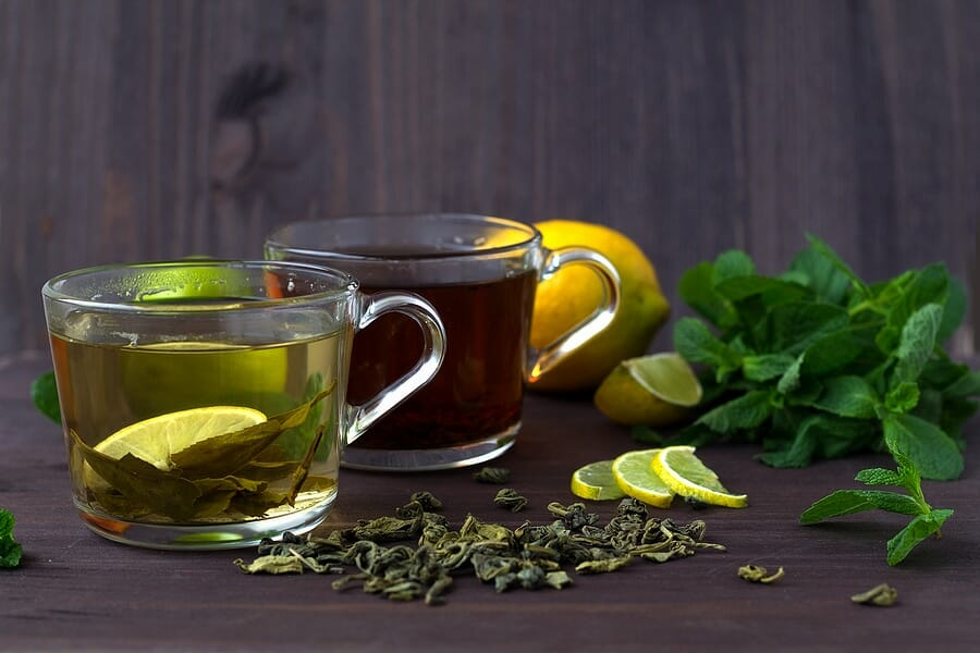 kann man mit grünem tee abnehmen