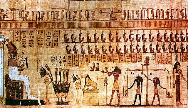 würfeln, ägypten, ägypter