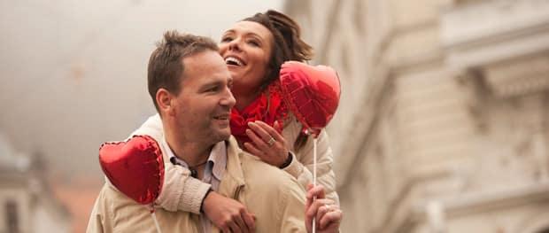 Valentinstags-Geschenk
