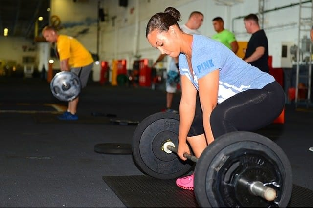 Kreuzheben, technik, sport