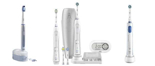 elektrischen-Zahnbürsten