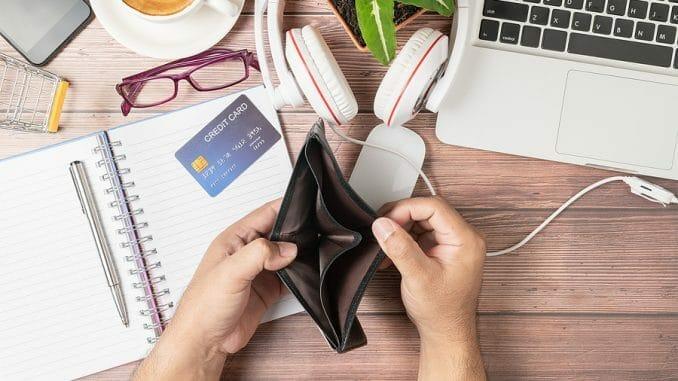 Kurzfristige Geldprobleme überwinden
