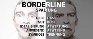 borderline-spaltung