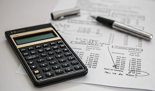 Haushaltsbuch-führen