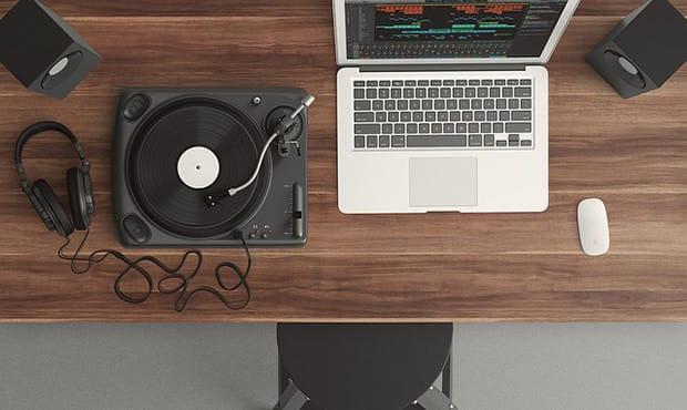 Musik-produzieren