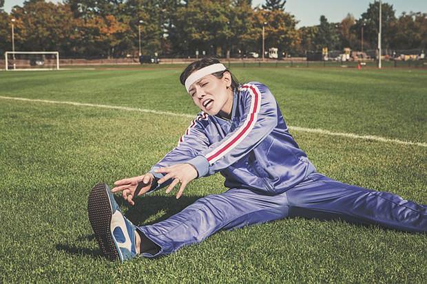 Schmerzen-Sport-Stretching