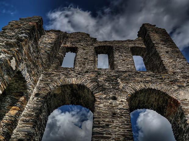 Sondeln-Sondelgänger-Ruine