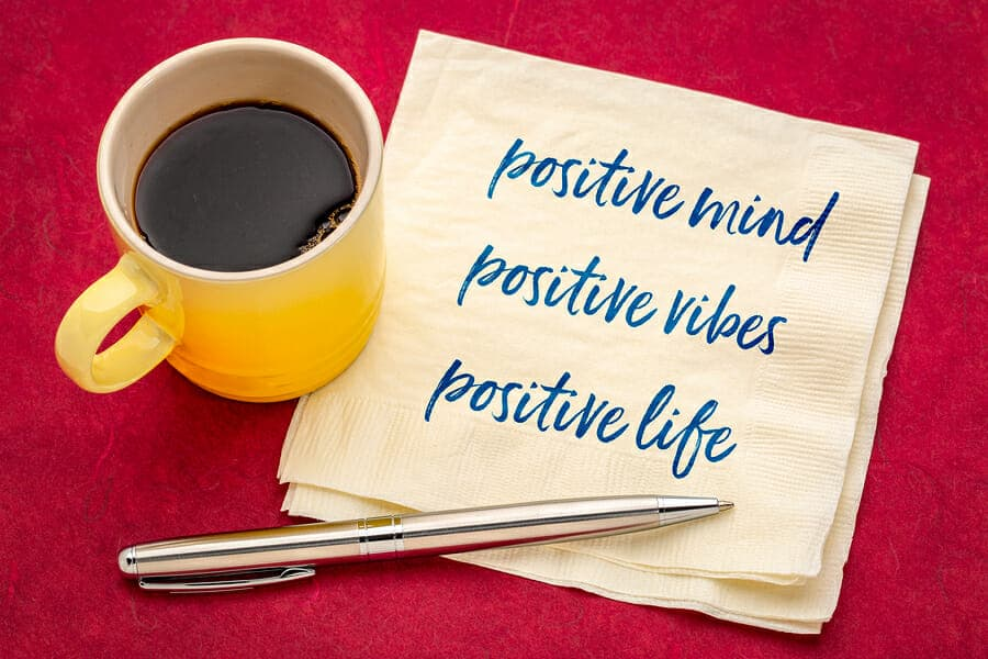 Positive Dinge