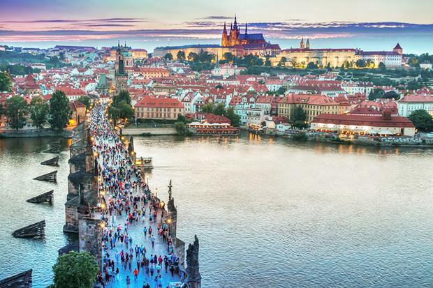 Prag-Reise
