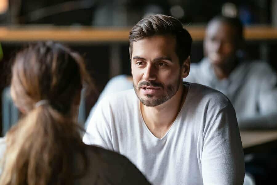 Mann kennenlernen gesprächsthemen