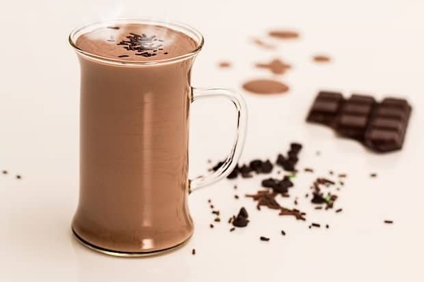 heiße schokolade, lactose, kakao