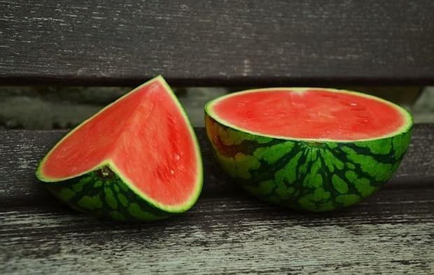 wassermelonen, früchte, fructose