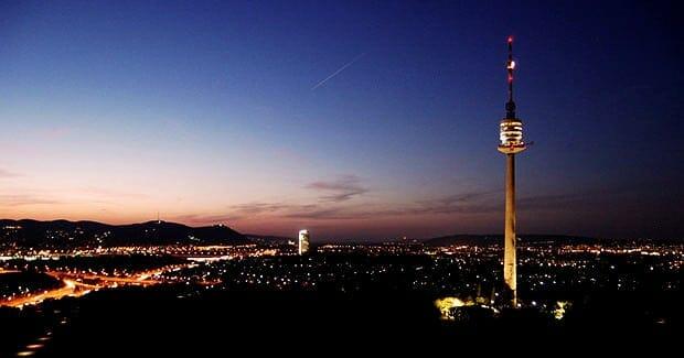 Donauturm-Wien