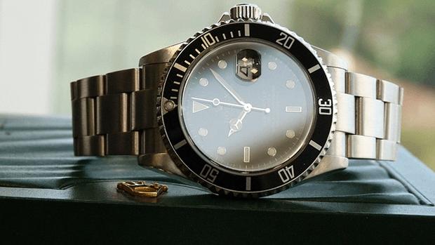 Luxusuhren-Rolex