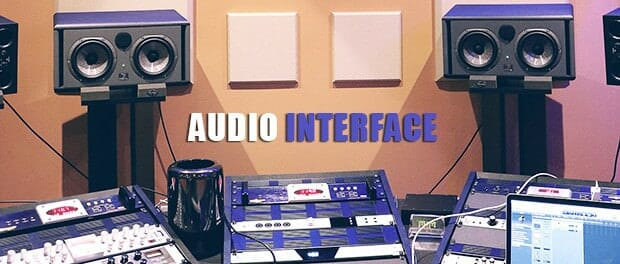 Audio-Interface-test