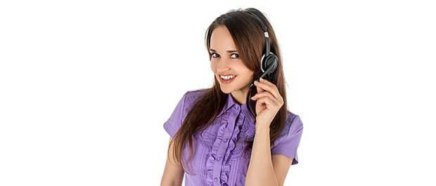 Call-Center-Mitarbeiter