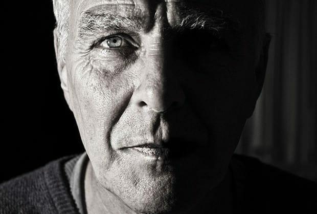 Mann-Älter-werden