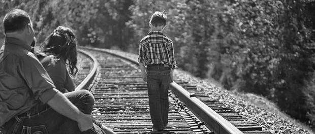 Schwierige-Vater-Sohn-Beziehung