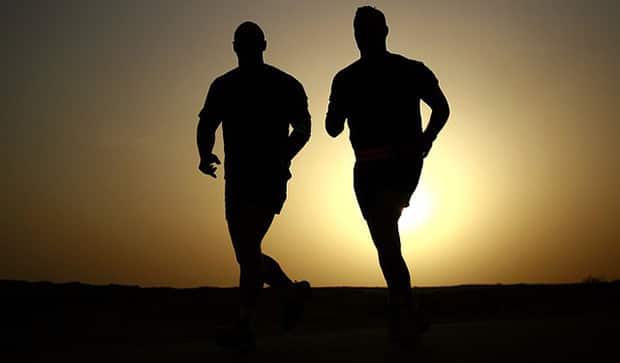 Sport-Joggen