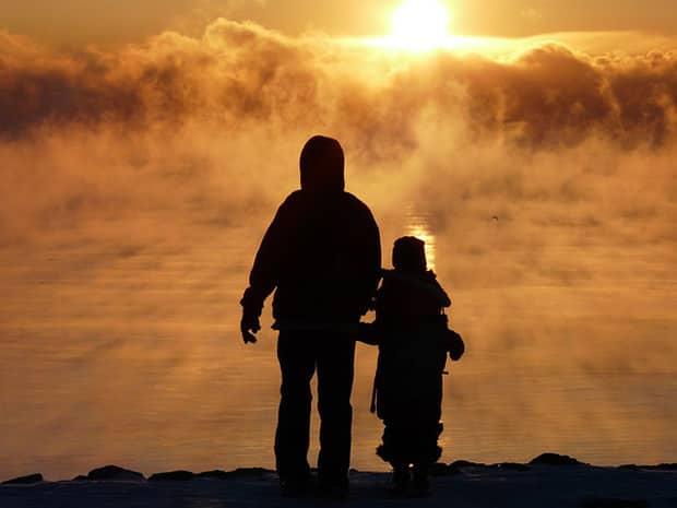 Vater-Sohn-Beziehung