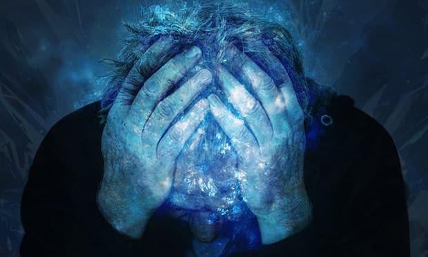 Depression-Männer