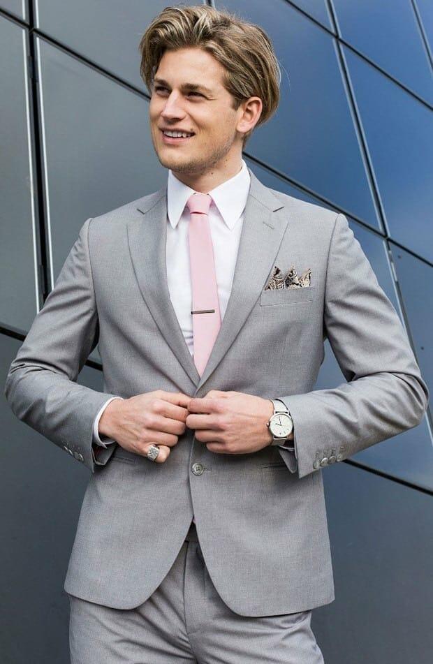 Anzug-Krawattennadeln