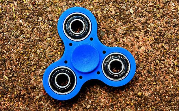 Fidget-Spinner-Spielzeug