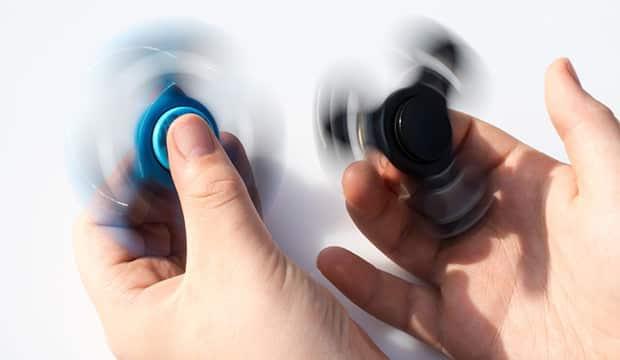Finger-Spinner
