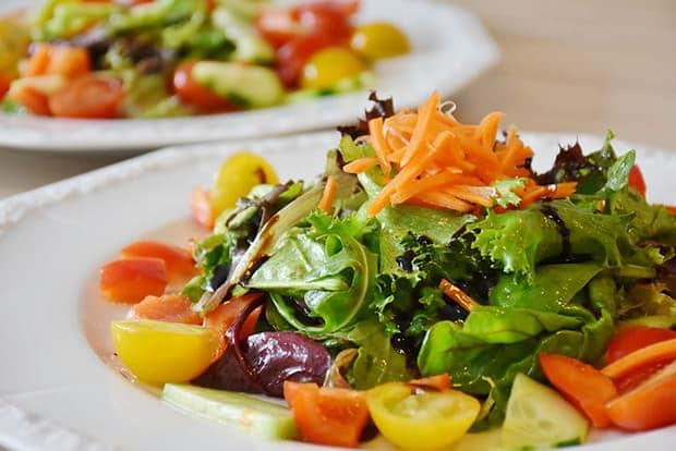 Salat-Vegan