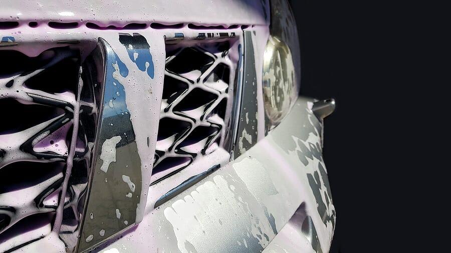 Auto Insekten entfernen