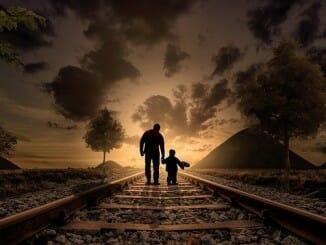 alleinerziehende Väter schwieriger haben