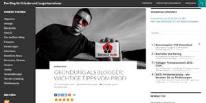 Gründerblog Interview Darko Djurin
