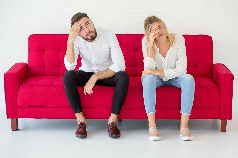 Kommunikation mit dem Partner