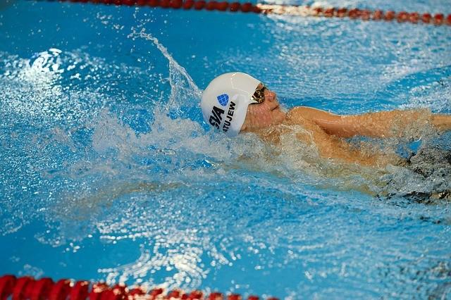 Schwimmen Sport