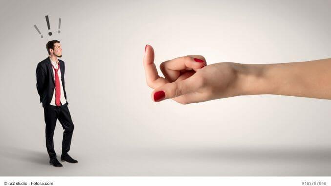Flirten Teil ll - Körpersprache und nonverbale Signale - Der Rhetoriktrainer