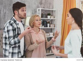 Wenn die Eltern die Freundin nicht mögen?