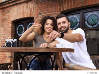 Freundschaft zwischen Mann und Frau