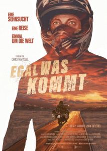 Egal Was kommt - Cover
