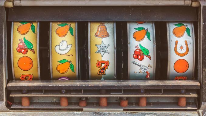 Geschichte der Spielautomaten