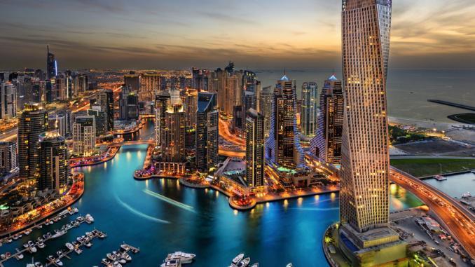 Städtereise Dubai