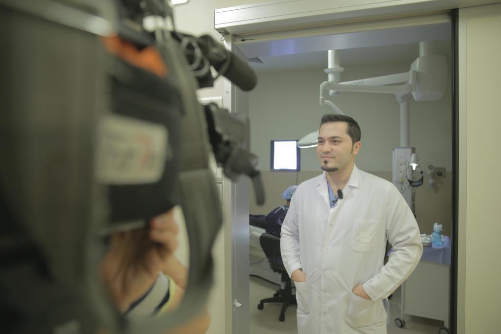 Elithairtransplant Erfahrung - Dr. Balwi