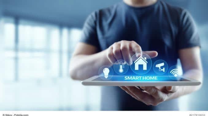 Smarthome Intelligentes Wohnen