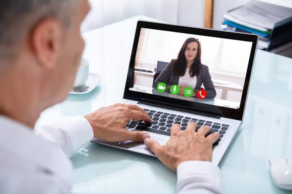 Über Videoident legitimieren